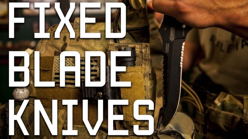 Fixed Blade Knives Special Forces Review Tactical Rifleman