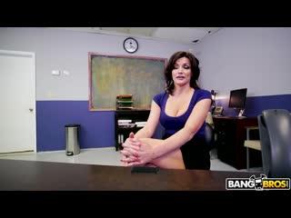 Becky bandinis first audition bangbros.com all sex milf big tits pov blowjob do