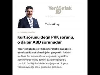 04. Yasin Aktay - Krt sorunu deil PKK sorunu, o da bir ABD sorunudur - 09.09