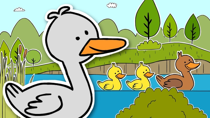 The Ugly Duckling | Classic Fairy Tale | Stories for Kids