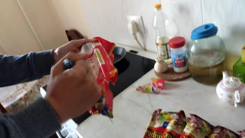 Как мы готовили дошик