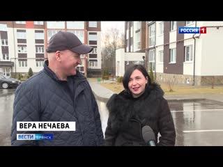 Россия-1: Мегаполис-Парк - лучший ЖК Брянской области, по данным ЕРЗ