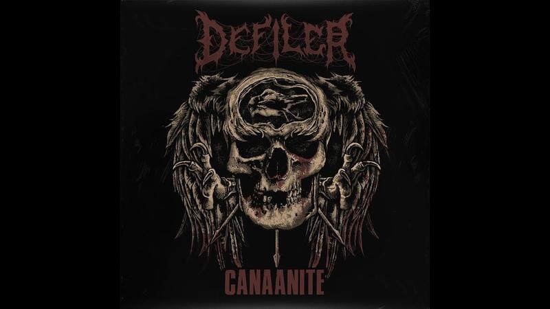Defiler-CANAANITE (GUITAR COVER)