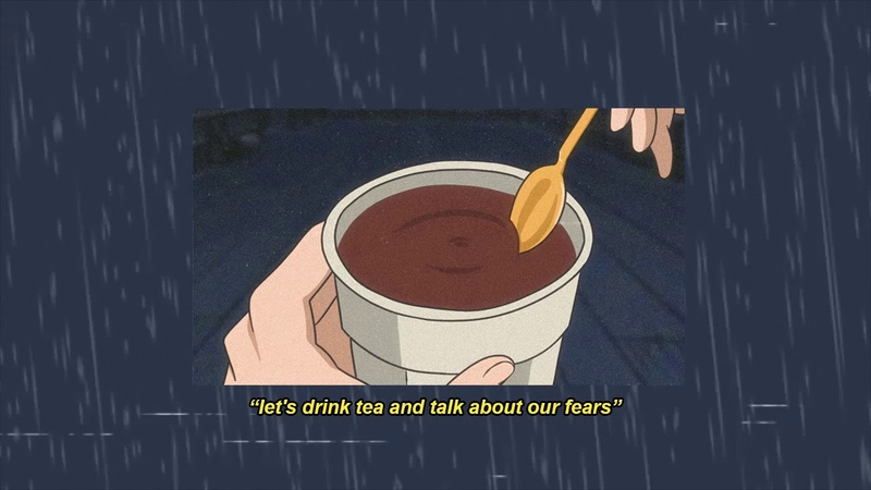 Cafe.wav - let's drink tea and talk about our fears.