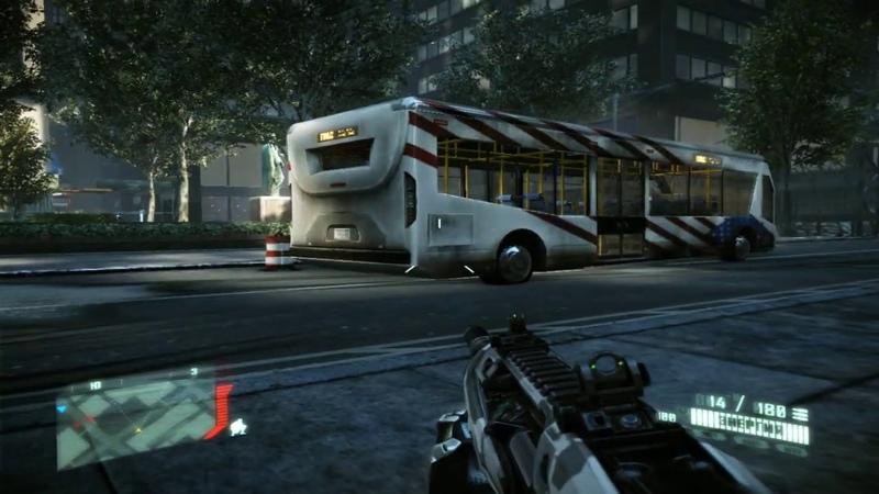 Crysis2 Прохождение Часть 2 Внезапный удар