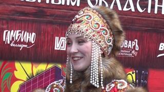 """""""Телемасленица"""" от """"Первого Ярославского"""":поём частушки"""