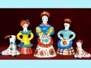 История дымковской игрушки