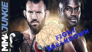 Bellator 226 fight breakdown: Ryan Bader vs. Cheick Kongo