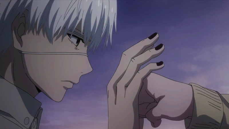 Tokyo Ghoul 「AMV」 OHDAPO - Wait For Me