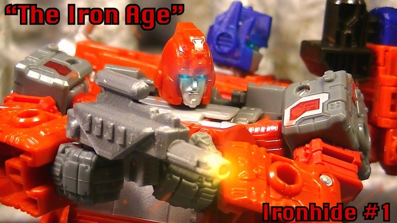 Ironhide: A Transformers Story   Chapter 1- The Iron Age