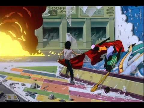 Akira vs Daft Punk