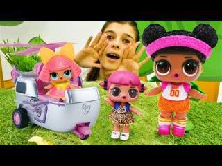 ToyFriendTV    ToyClub шоу - Куклы ЛОЛ - Пранкста потеряла Хопс