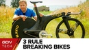 3 World Record Breaking Bikes So Fast They Were Banned