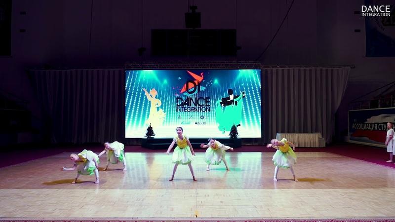 DANCE INTEGRATION 2019 400 Маме Танцкласс пгт Изьяю