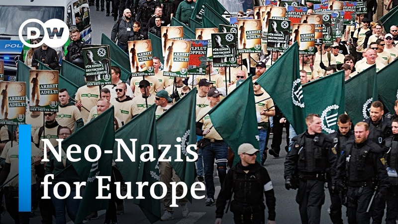 German Neo Nazi Party runs for European elections DW News