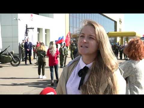 В Ярославле открыли колокол Памяти вылитый из оружейных гильз