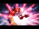 Luffy suddenly attacks Kaido from the sky, Luffy punches Kaido repeatedly, Op episode 914 EnglishSub