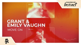 Grant & Emily Vaughn - Move On [Monstercat Lyric Video]