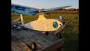 Jericho siren 3D printed field test with Queen Bee plane by Captain Kristjan