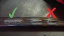 🔥Сварка полуавтоматом.Как правильно настроить полуавтомат,сварка профиля 1.5 мм толщина mig 1.5мм