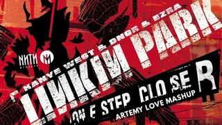 Linkin park & Kanye West & DNGR & Ezra - One step closer (Artemy Love mashup)