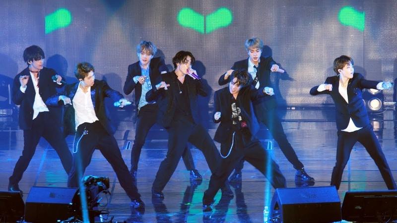 방탄소년단 BTS Full Ver Boy With Luv HOME Best Of Me FAKE LOVE Mic Drop IDOL 4K 60P 190811