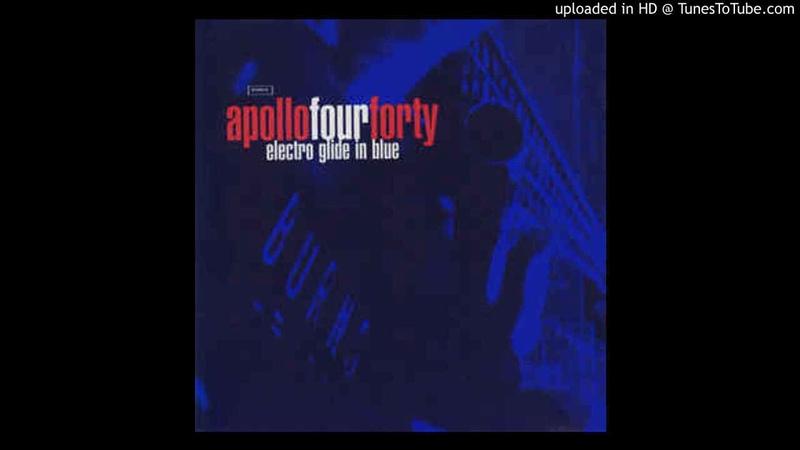 Apollo Four Forty - Ain't Talkin' 'Bout Dub