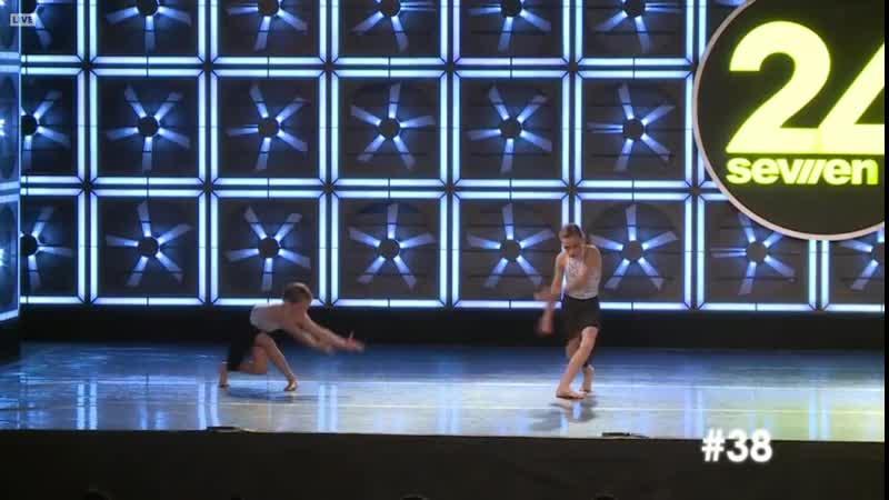 Cello Song - High Velocity Dance Company