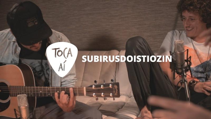 Subirusdoistiozin Criolo Pedro Schin Gui Heleodoro Beatzotto cover acústico Nossa Toca