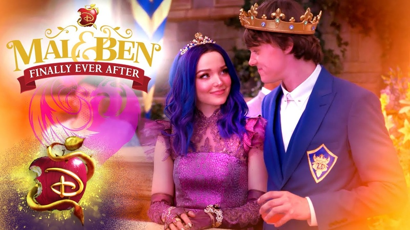 Mal and Ben Finally Ever After 💍 Compilation Descendants