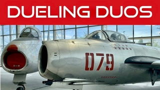 MiG-15 Vs. F-86   Dueling Duos