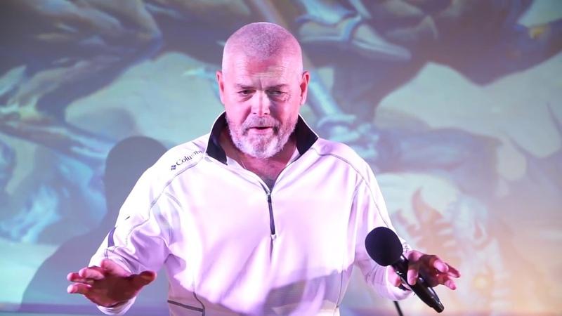 Конференция АЦДЖ декабрь 2017 Давид Хоган 3 й день вечер Владивосток