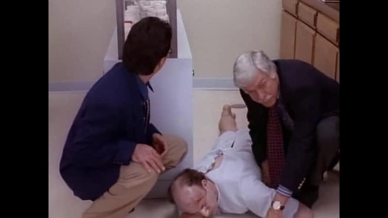 Диагноз Убийство 2 сезон 1994 4 серия