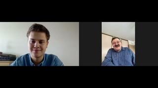 Интервью с доктором биологических наук, Сазановым Алексеем Александровичем.