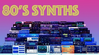 Writing Music with 80's Synths - UVI Vintage Vault [REVIEW]