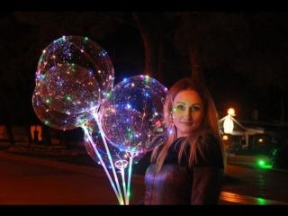Светодиодные шары bobo bubble бабблс 3d