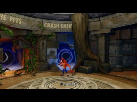 Playing Crash Bandicoot 2 Cortex Strikes Back