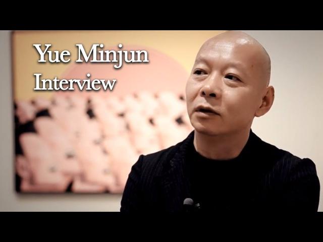 Yue Minjun, Lombre du sourire - Yue Minkun - Interview in Paris - 2012