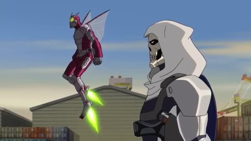 Человек паук и Агент Веном VS Таск Мастер и Жук