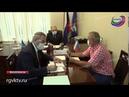 В Махачкале прием граждан провел Ильяс Умаханов
