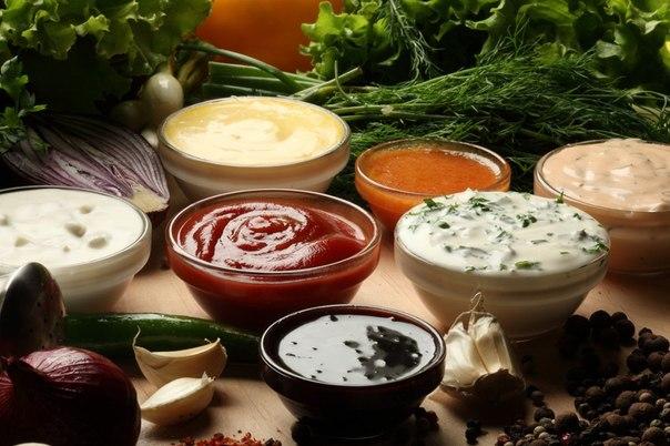 Французские соусы при диете