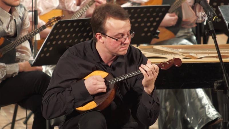 SHENDEREV Concertino Vasily Isaychev domra ШЕНДЕРЁВ Концертино Василий Исайчев домра
