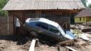 Карпатське цунамі на Рахівщині затопило село