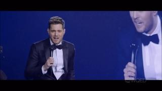 "Michael Buble Lyrics ""I Just Haven't Met You Yet"" , Live in Concert HD 1080p"