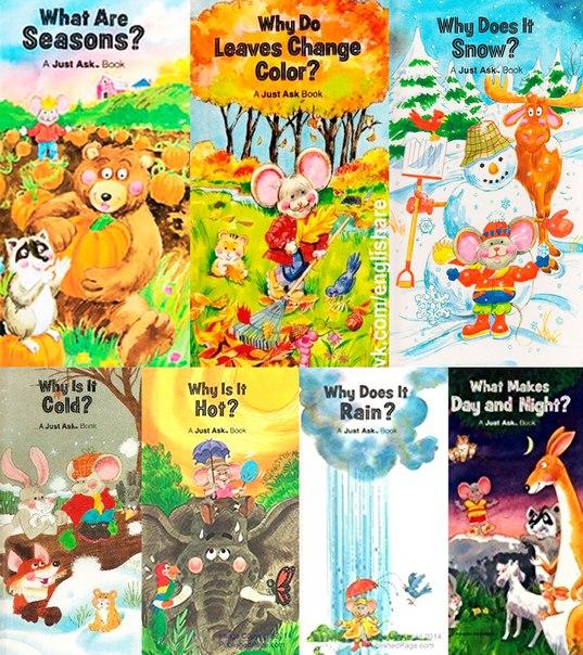 What are seasons-englishare