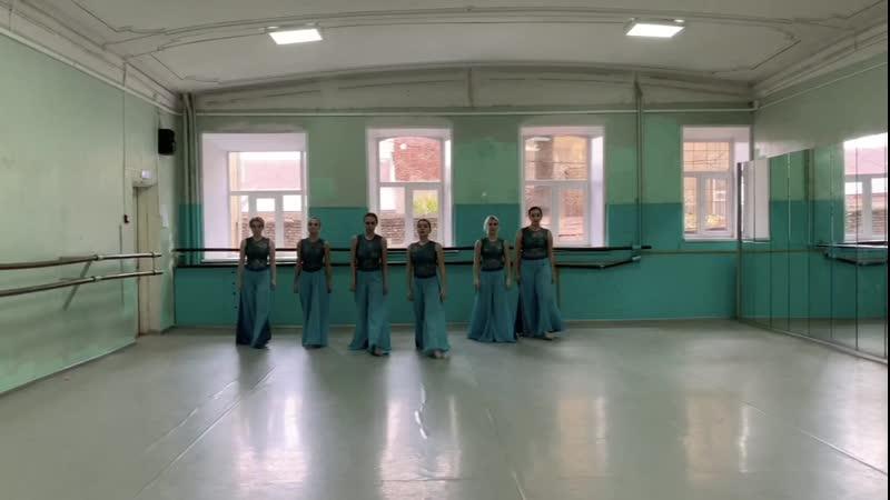 Современный танец 18 21 г Борисоглебск TWIST Любовь Катюша сбережет