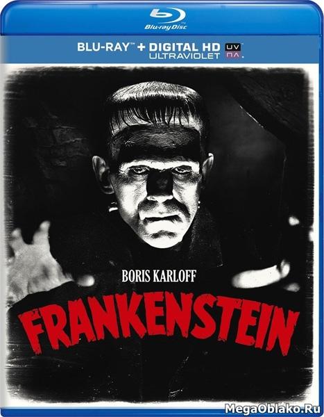 Франкенштейн / Frankenstein (1931/BDRip/HDRip)