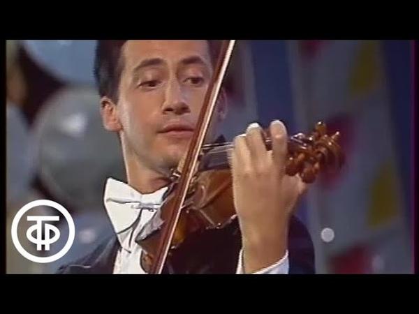 А Вивальди Концерт ля минор для скрипки с оркестром Финал Играет Виртуозы Москвы