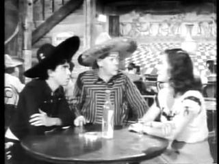 El Nieto del Zorro, 1948. Pelicula completa