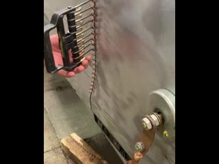 Гребенка для кузовных работ, для восстановления кузова после ДТП